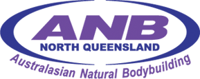 Logo of ANB NQ North Queensland - Australian National Body Building Competition in North QLD